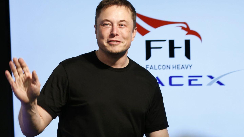 Elon Musk, fundador y CEO de Tesla