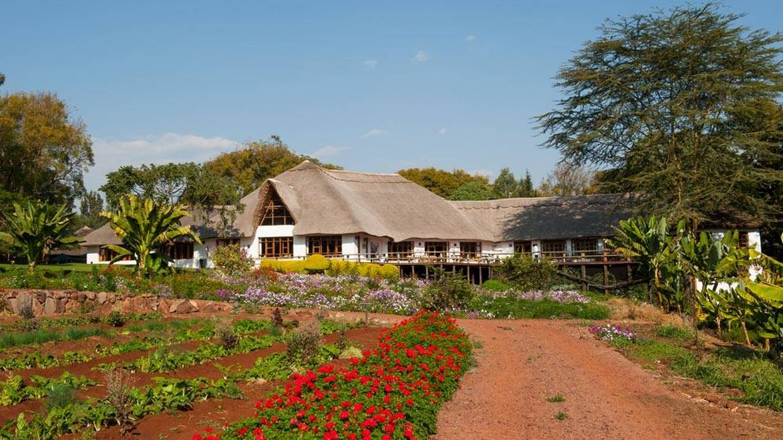 Hotel de Tanzania elegido por los duques de Osorno. (Cortesía)