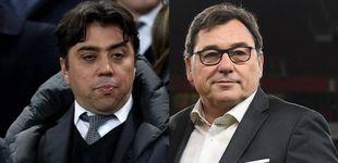 Post de Los 55 despidos en el Arsenal ponen al director del fútbol Sanllehí bajo sospecha