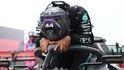 La vida eremita de Lewis Hamilton para protegerse de un covid que al final le atrapó