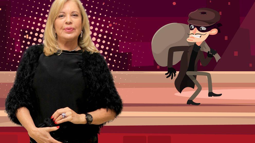Ya hay sospechoso del robo de joyas de Bárbara Rey