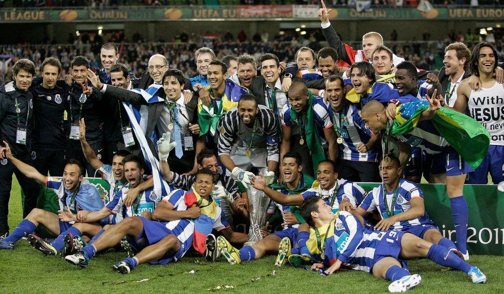 Foto: La partida de Football Manager que acabó en los despachos del Oporto
