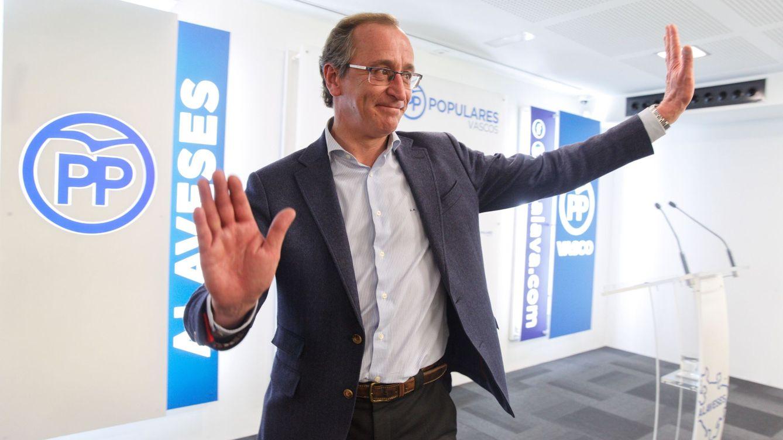 La cúpula del PP vasco se prepara para una limpia del equipo parlamentario en las listas
