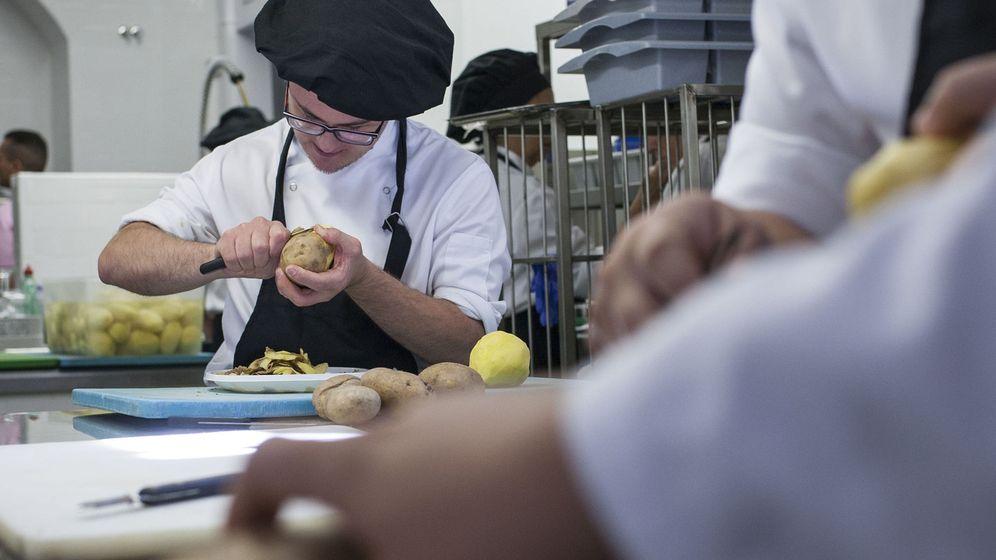 Foto: Alta cocina, alta integración. (EFE)