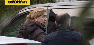 Post de La infanta Cristina y sus cuatro hijos ya están en Vitoria con los Urdangarin