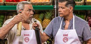 Post de José Salazar abandona 'MasterChef' tras la expulsión de su hermano, Juan Salazar