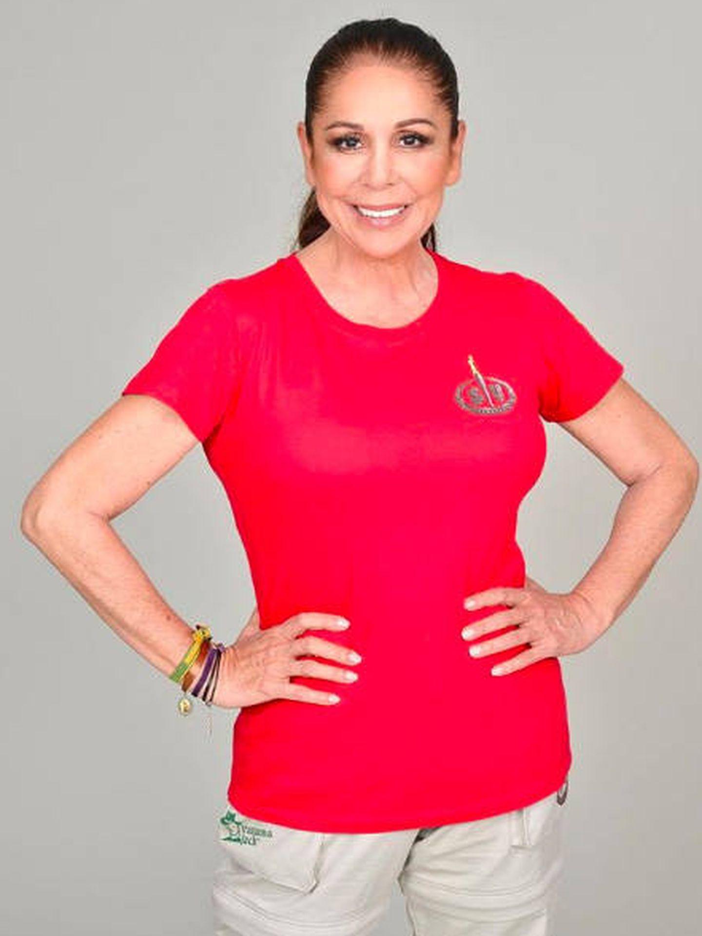 Isabel Pantoja, concursante de 'Supervivientes'. (Instagram: @isabel_pantoja_martin)