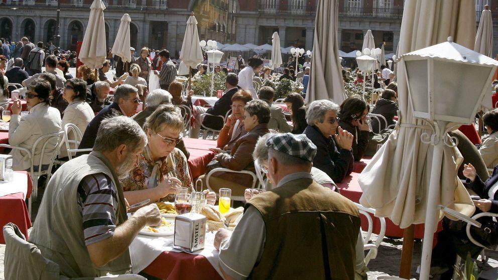España se afianza como paraíso de bares: 106.000 nuevos empleos