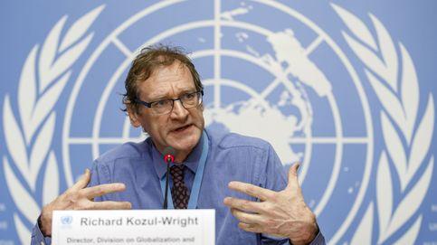 La ONU advierte de un impacto de hasta 2 billones de dólares por el coronavirus