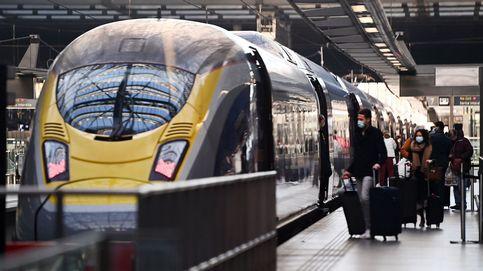 El canto de cisne del Eurostar: Londres se desentiende del tren al borde de la quiebra