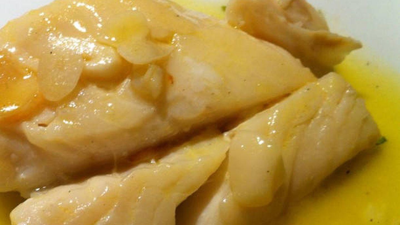 Este bacalao se puede mezclar con pasta.