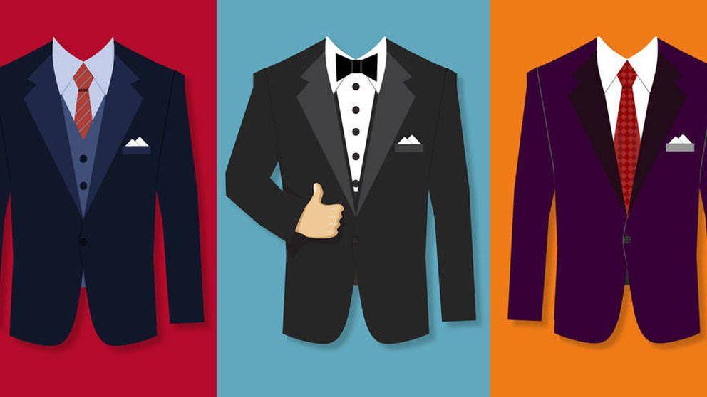 Todas las opciones para dar con el perfecto traje de novio