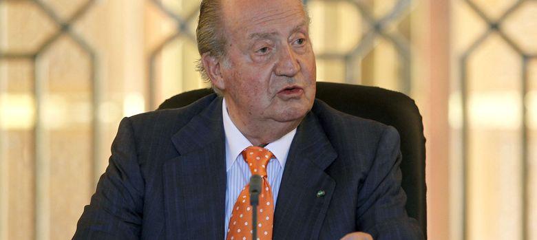 Foto: El rey Juan Carlos en una imagen de archivo. (EFE)