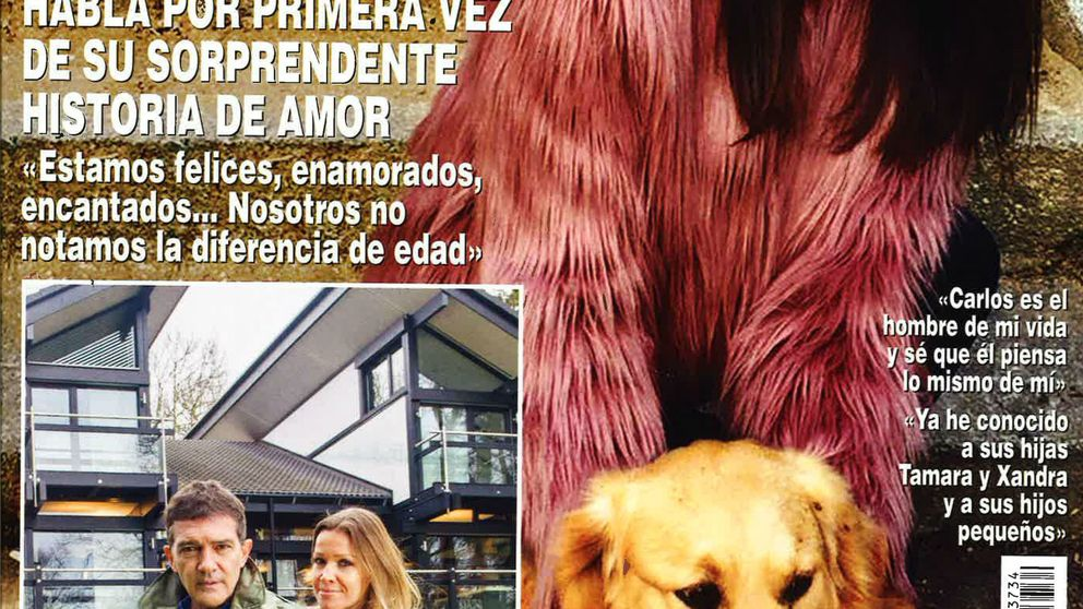 Kiosco Rosa: habla la novia del marqués de Griñón y sigue la guerra de los Matamoros