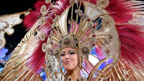 Nueva reina del Carnaval de Las Palmas de Gran Canaria