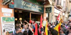 """Piquetes en España: Del """"Yo voy"""" al """"Yo doy"""""""