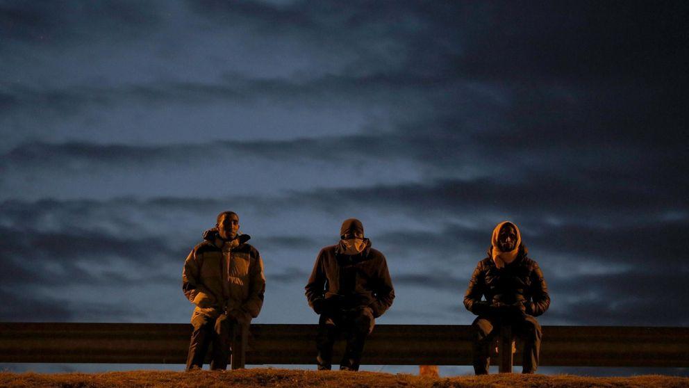 Yihadistas británicos podrían esconderse en el campo de Calais
