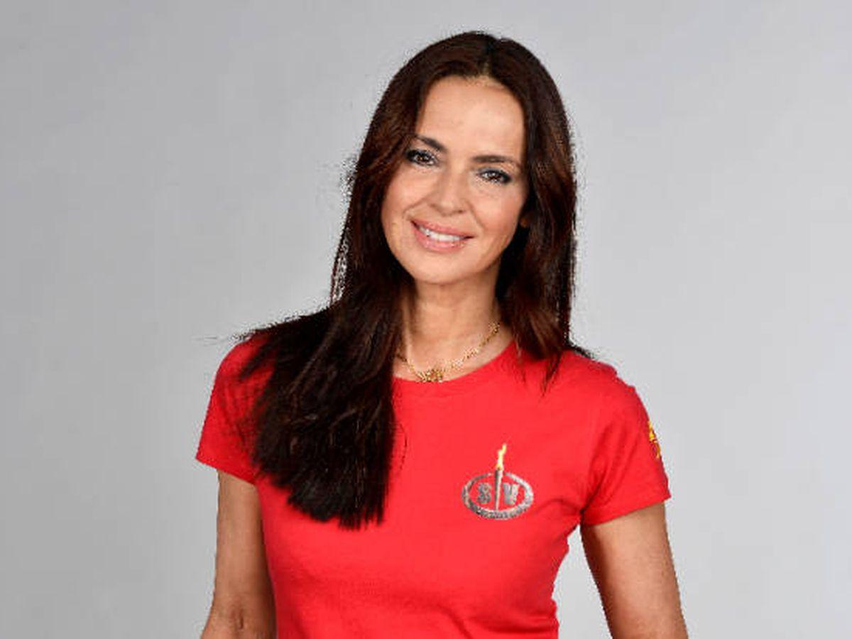 Foto: Olga Moreno, concursante estrella de 'Supervivientes'. (Telecinco)