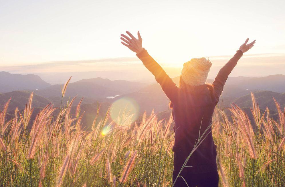 Foto: Saluda al sol. (iStock)