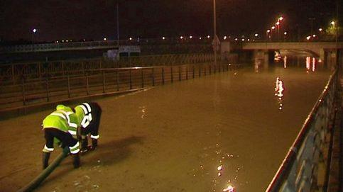 Alicante, las lluvias de medio año en 24 horas