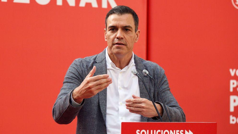 A Pedro Sánchez se le complica la reconstrucción