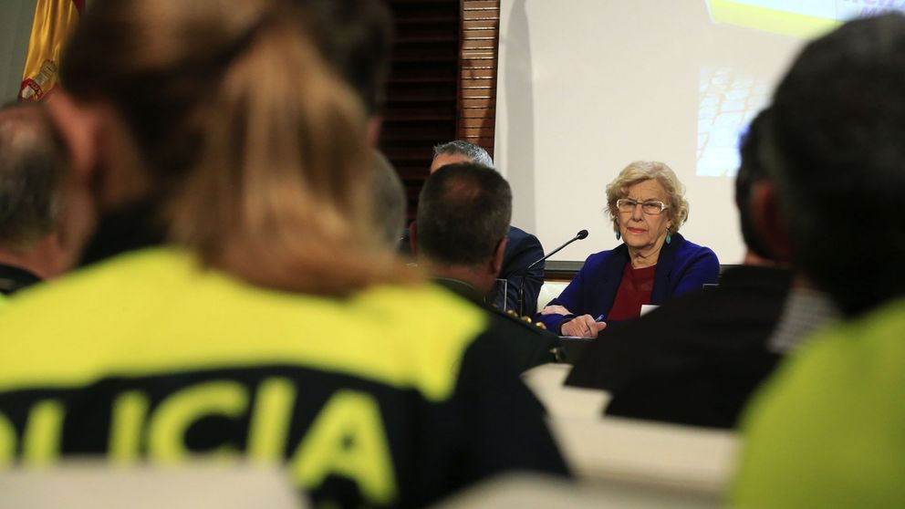 La nueva organización de la Policía de Carmena hace saltar las alarmas en Interior