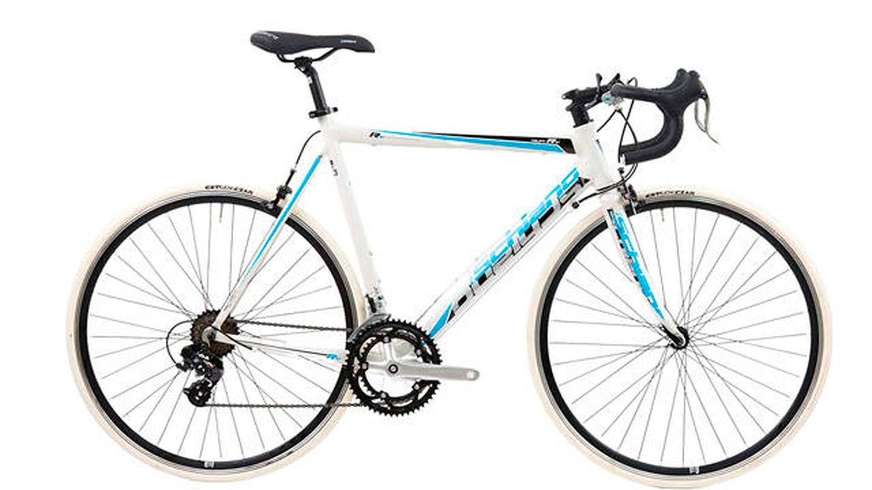 Bici de carretera F.lli Schiano elaborada en aluminio