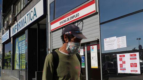Funcas prevé un descenso de la media mensual de 80.000 afiliados en mayo