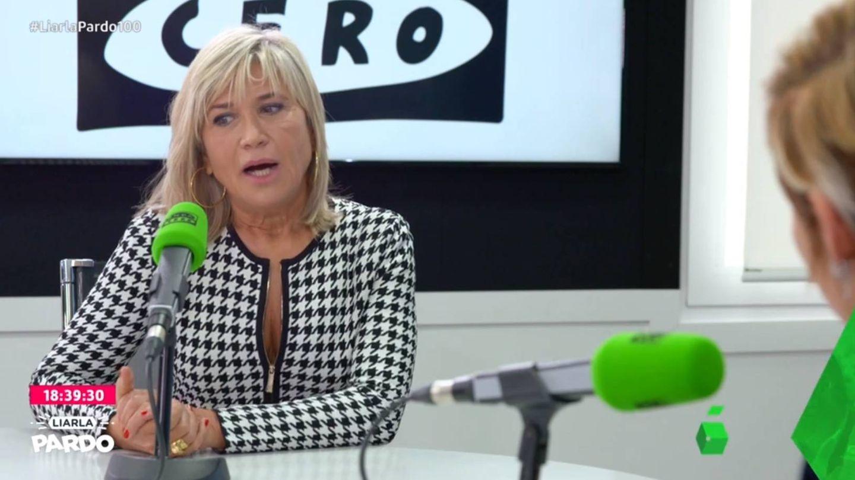 Julia Otero, en La Sexta. (Atresmedia).
