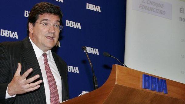 Foto: José Luis Escrivá, nuevo responsable de la autoridad fiscal europea