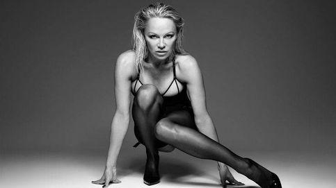 La sesión más 'hot' de Pamela Anderson con lencería erótica  a los 49 años