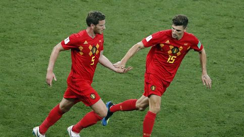 Bélgica - Japón: los belgas se meten en cuartos con un gol en la última jugada