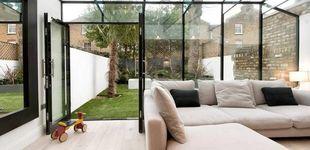 Post de Cerramiento de terraza o un patio exterior: así ganas metros en tu casa