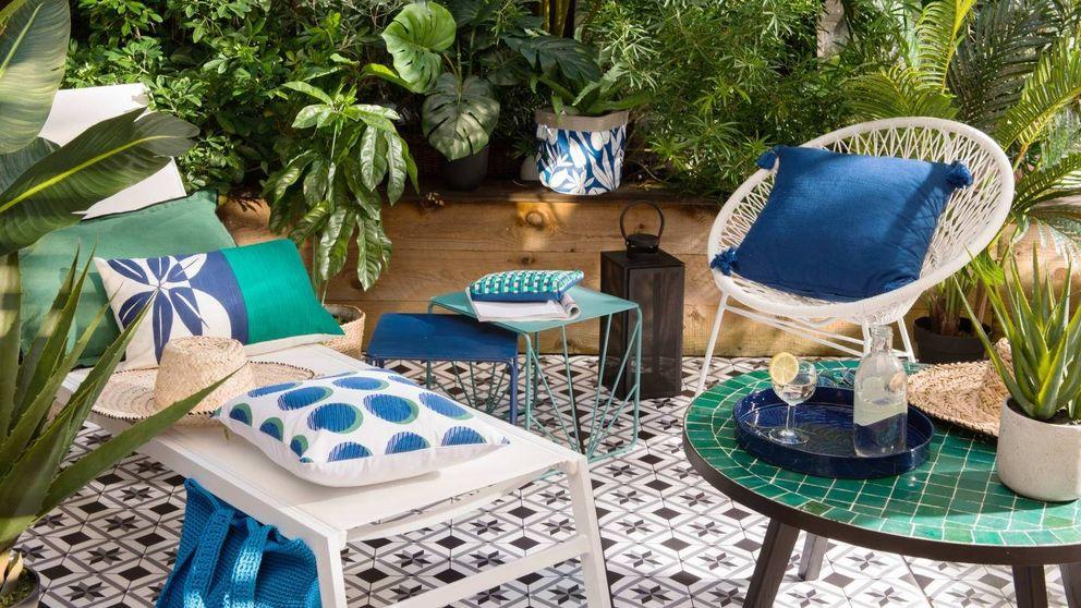 Convierte tu terraza en la más chic con solo estas tres cosas de Maisons du Monde