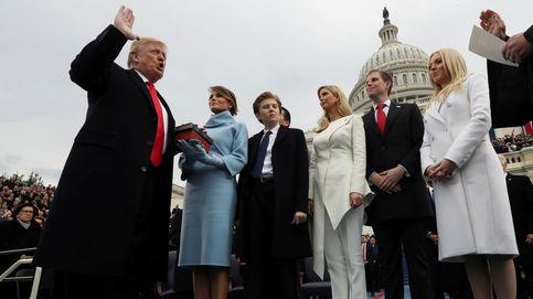 Decretos, misiles y corbatas rojas: Trump cumple cien días en la Casa Blanca