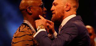 Post de Dónde ver, horario y televisión del combate Mayweather - Conor McGregor