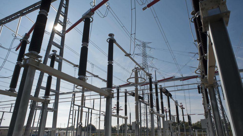 Foto: Instalaciones de Red Eléctrica