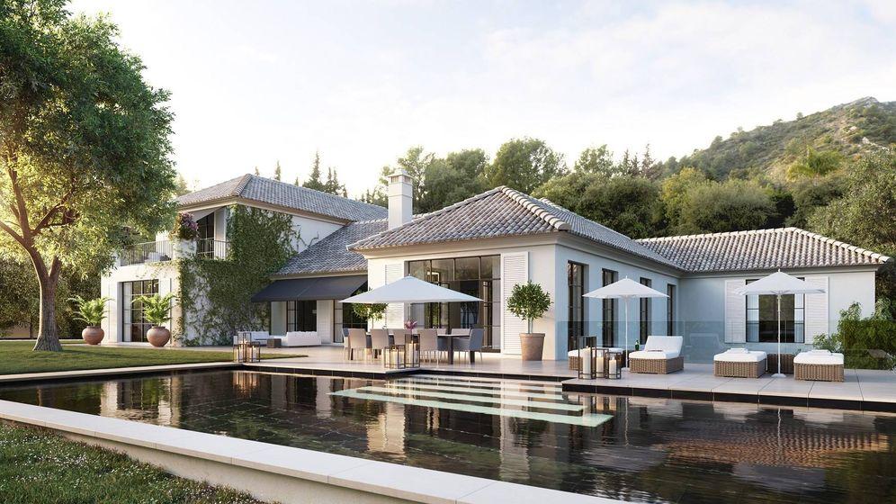 Foto: Imagen de la Fontana, uno de los proyectos más exclusivos de Marbella