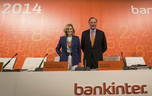 Las 4 razones por las que Bankinter vale un 25% más para Goldman