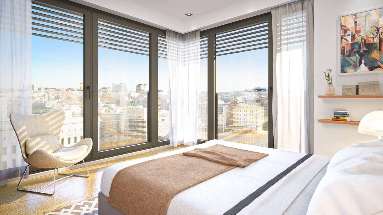 Vivienda pisos de lujo de hasta 2 5 millones en una - Pisos para una persona madrid ...