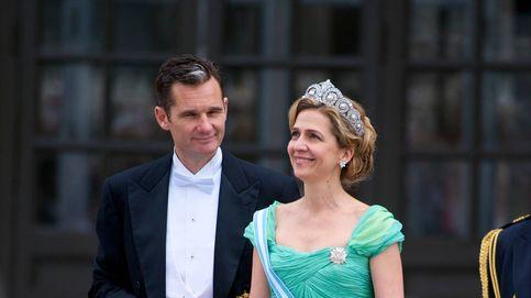 Las joyas idénticas a las de la infanta Cristina, vendidas por 63.000 euros en Ginebra