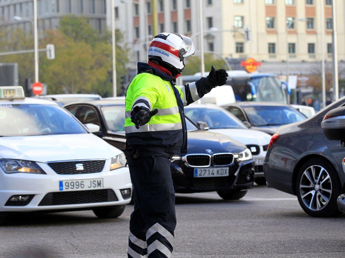 Foto: Madrid 360 entra en vigor y se podrá ser sancionado. (EFE)