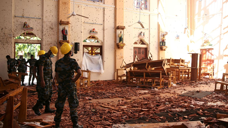 Las autoridades de Sri Lanka creen que podría haber más ataques