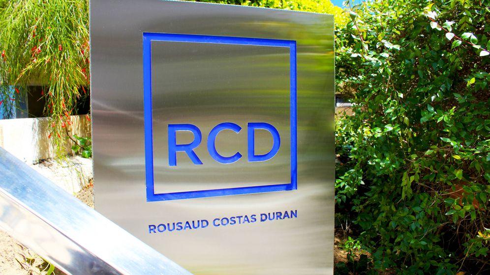 Foto: Nuevo logo de Rousaud Costas Duran. (RCD)