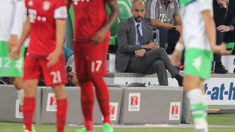 La tormenta de Guardiola: de las críticas y su renovación al gafe de la Supercopa