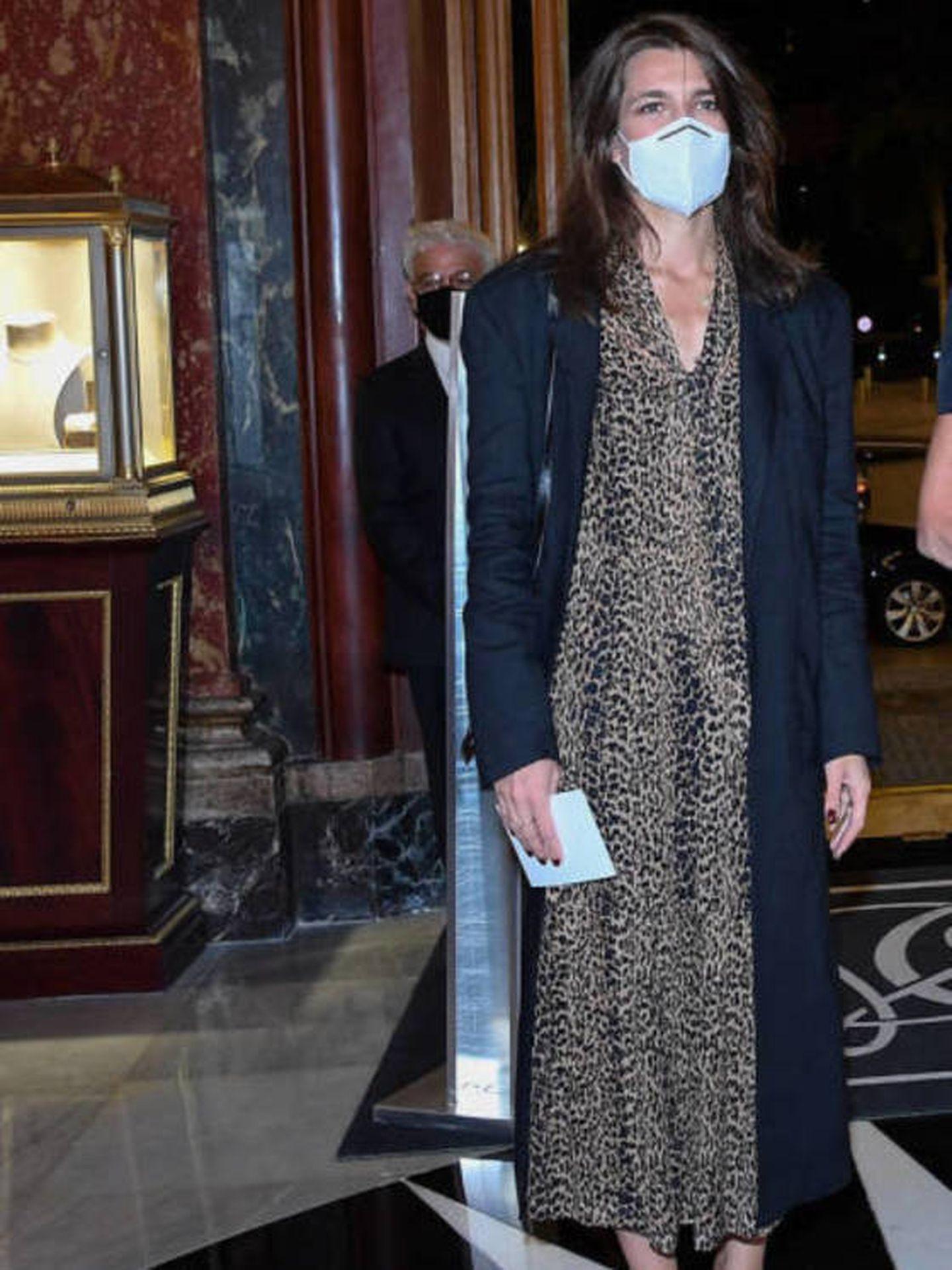 Carlota Casiraghi. (Gouvernement Monaco)