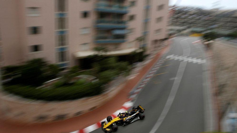 Foto: Sainz quiere demostrar a Renault que el Gran Premio de Mónaco es su trazado fetiche (REUTERS)