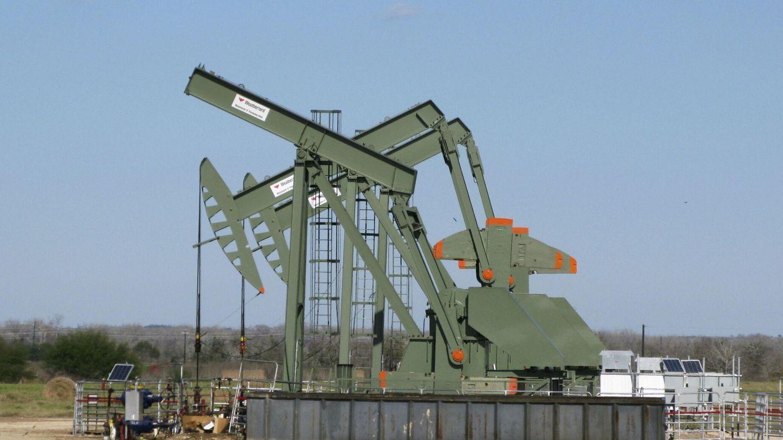 Extracción de petróleo en Texas. (Reuters)