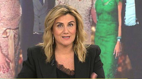 Carlota responde a los ataques recibidos por informar del Covid-19 en 'Sálvame'