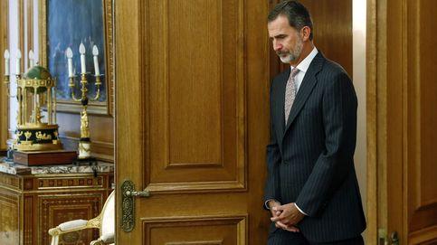 Felipe VI deja claro a los partidos que su labor no es mediar políticamente